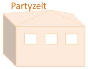Partyzelt