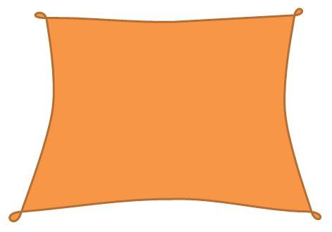 sonnensegel trapez beschreibung und beispiele. Black Bedroom Furniture Sets. Home Design Ideas